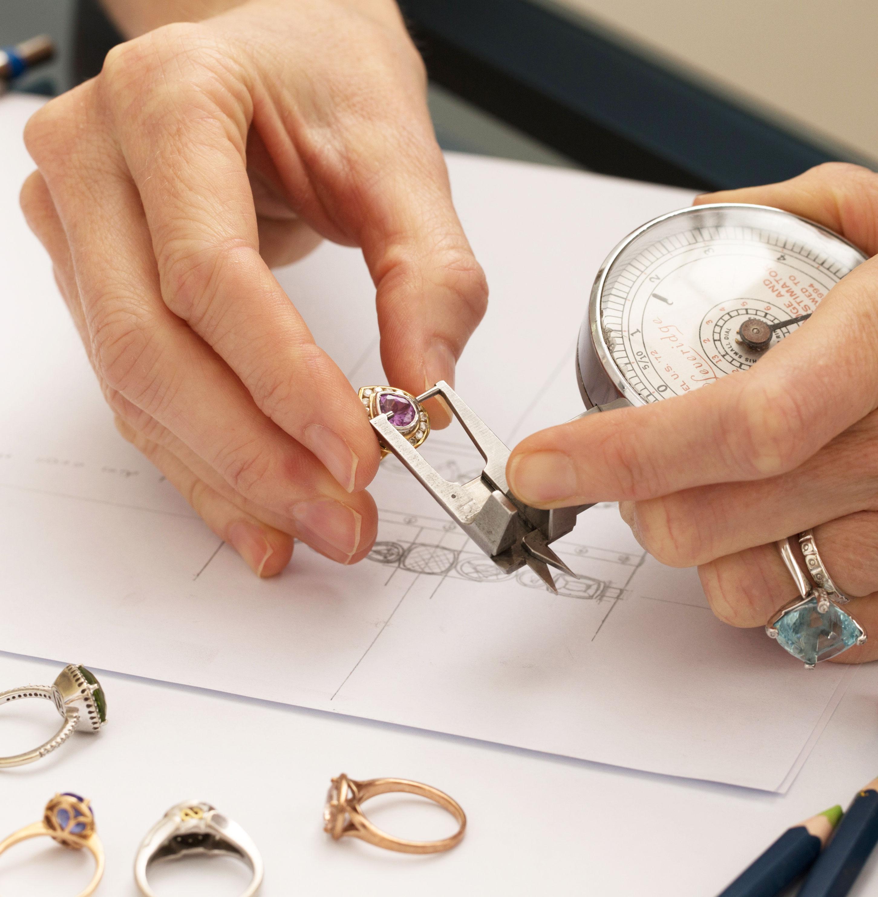 Jewellery Remodelling. Jewellery Design. David Benn Fine Jewellery, Sydney, Australia.